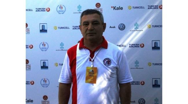 """Fatih Çintimar: """"Gelibol Maratonu'nu dünya çapında bir organizasyon yapmak istiyoruz"""""""
