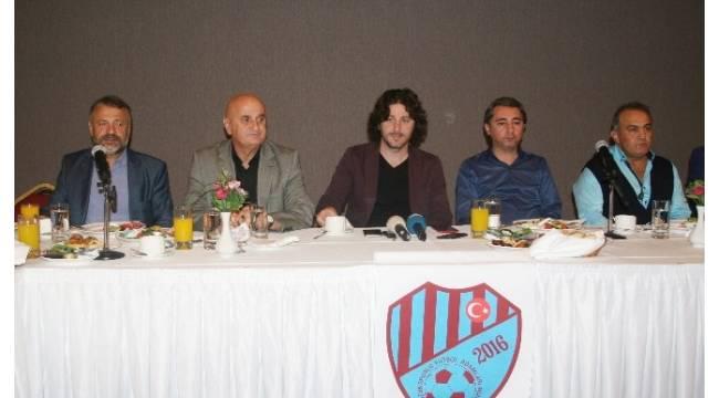 """Fatih Tekke: """"Trabzonspor'u Trabzon'dan uzaklaştırma anlayışı bizi rahatsız ediyor"""""""