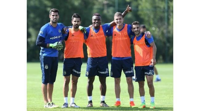 Fenerbahçe, Aytemiz Alanyaspor maçı hazırlıklarına başladı