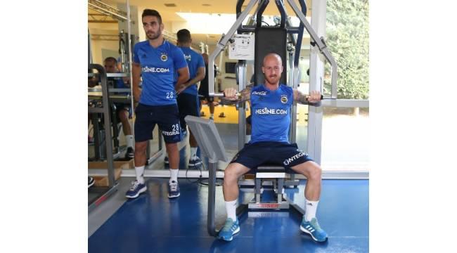 Fenerbahçe, dayanıklılık ve kuvvet çalıştı