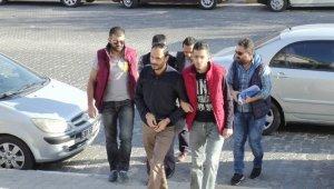 FETÖPDY'den gözaltına alınan 5 kişi adliyeye sevk edildi