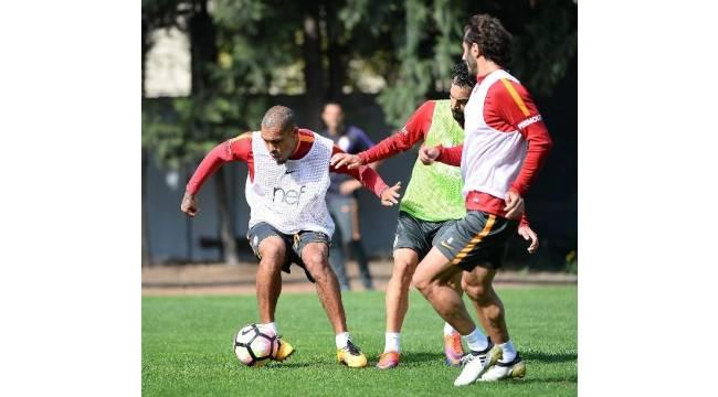 Galatasaray'da Gençlerbirliği hazırlıkları sürüyor