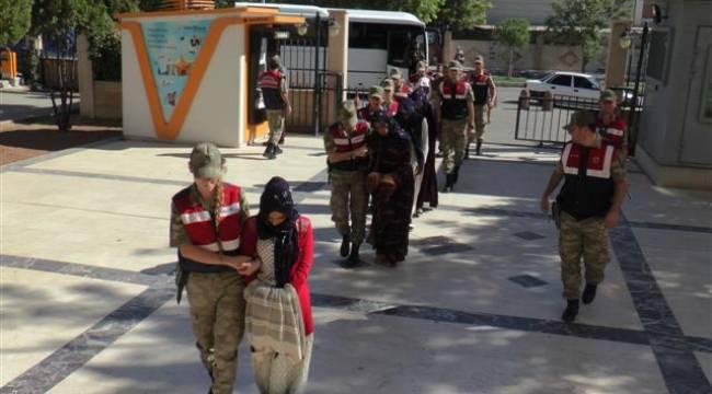 10 Günlük Gelin cinayetinde 9 kişi Adliye'de