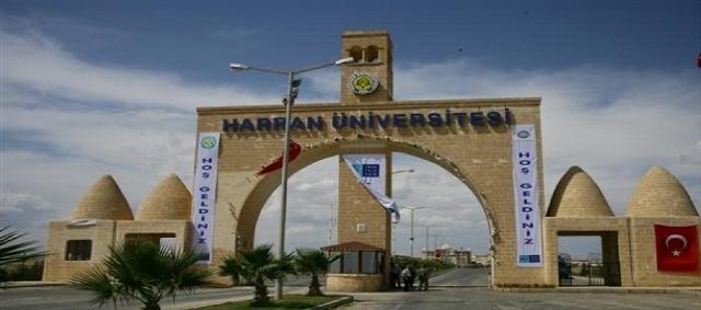 Harran Üniversitesinde 28 gözaltı kararı