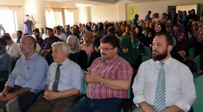 Harran Üniversitesinde konferans