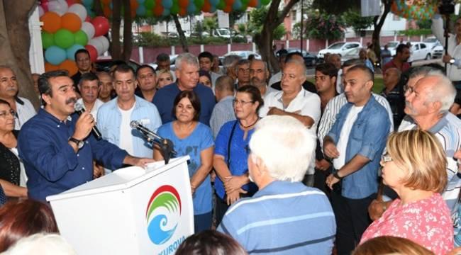 Hasan Balıkçı Emekli Dinlenme Evi törenle açıldı