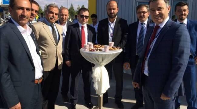 Havaş Şanlıurfa istasyonu hizmete açıldı