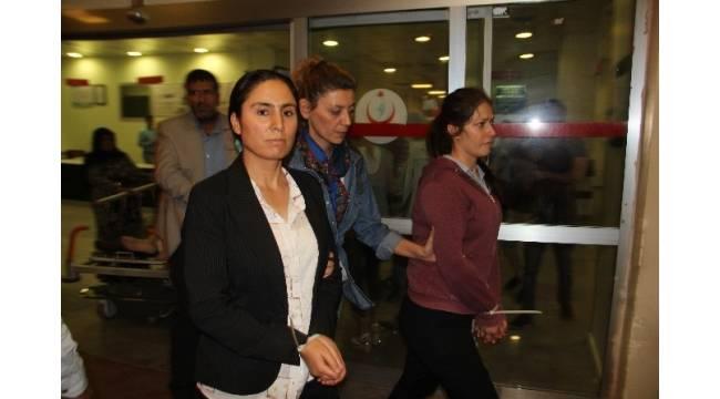 HDP Şanlıurfa İl Eş Başkanı Sürücü'nün gözaltı süresi uzatıldı