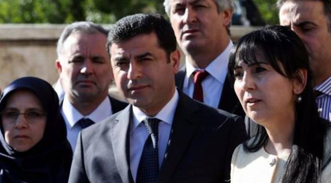 HDP'ye Urfa'da iki TV kanalı ismi ile cevap
