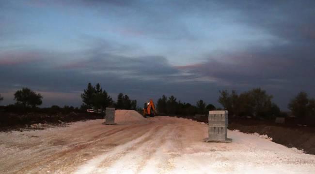 Hilvan'a 100 dönümlük Mesire alanı yapılıyor
