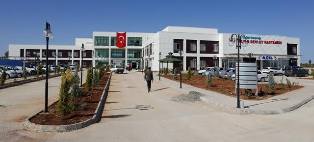 Hilvan devlet hastanesine personel alınacak