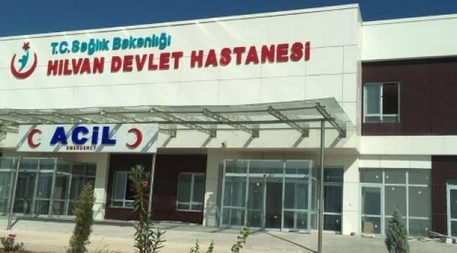 Hilvan Hastanesine alınacak personel muamması