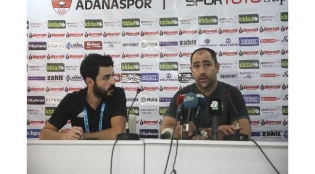 Igor Tudor: İlk yarı ligin en iyi futbolunu oynadık