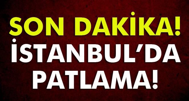 İstanbul'da karakol yakınlarında patlama!