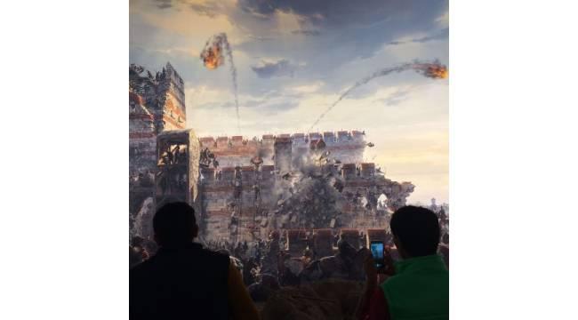 İstanbul ve Çanakkale gezilerine Viranşehir'de start verildi
