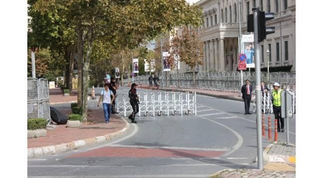 """İstanbul'da """"Enerji Kongresi"""" önlemleri"""