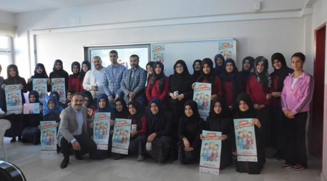 İyilikte Yarışan Sınıflar Kampanyası Başladı