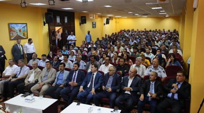 Karaköprü personeline Kurum kimliği semineri verildi