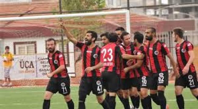 Karaköprüspor 1-0 mağlup