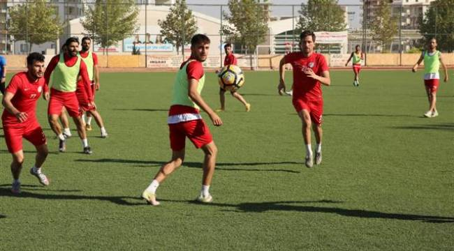 Karaköprüspor'da hedef galibiyet
