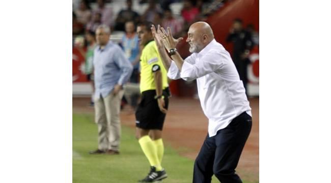 """Karaman: """"Oyunun son bölümünde gol atarak 1 puan kazandık"""""""