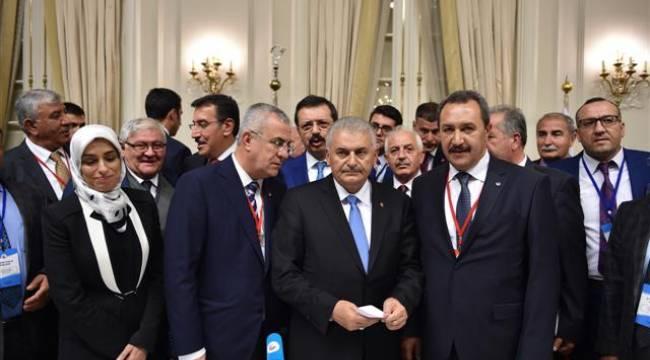 Kaya,Urfanın sorunları Başbakana iletti