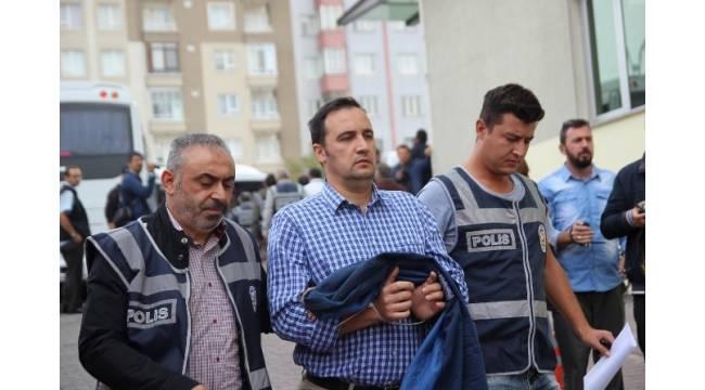 Kayseri'de açığa alınan 16 polis hakkında gözaltı kararı