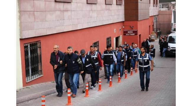 Kayseri'deki FETÖPDY soruşturması