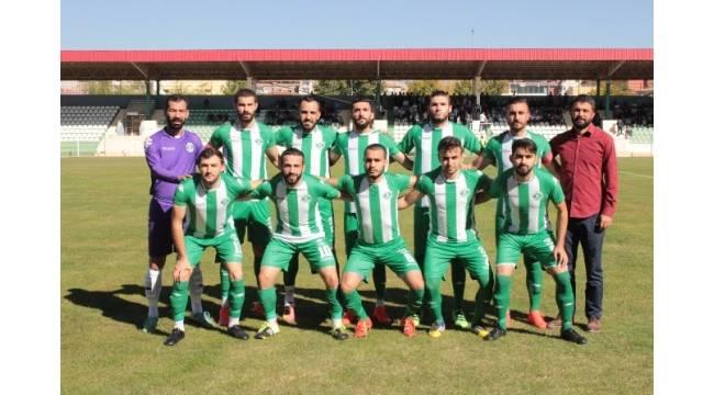 Kırşehirspor galibiyeti rakibinin kendi kalesine attığı golle buldu
