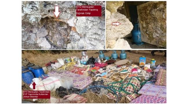 Lice, Hazro ve Kocaköy kırsalında operasyon tamamlandı