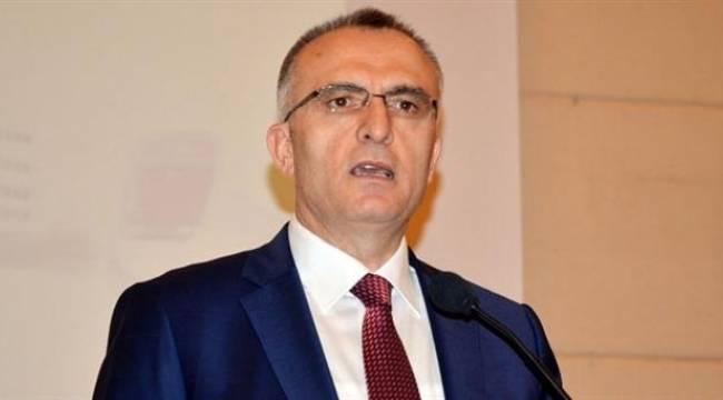 Maliye Bakanı Ağbal'dan asgari ücretliye müjde