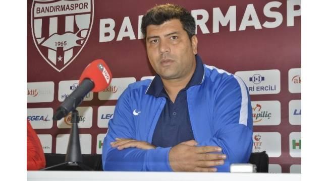 Manisaspor Teknik Direktörü Koray Palaz istifa etti