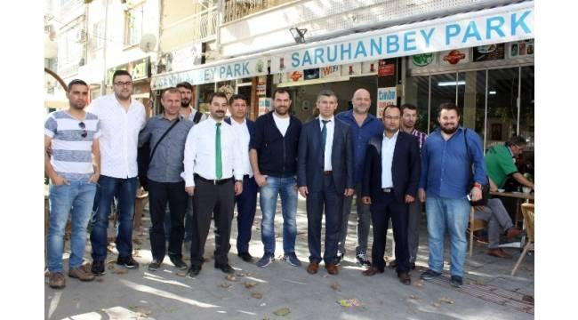 Manisaspor'dan birlik beraberlik mesajı