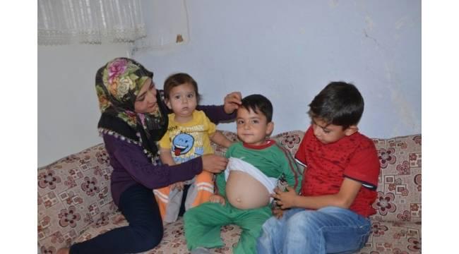 Mardinli 3 kardeşin hastalığına teşhis konulamıyor