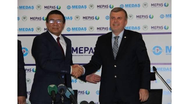 MEDAŞ, A.Konyaspor'a bu yıl da destek verecek