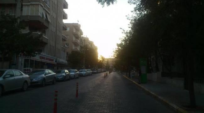 Mehmet Akif Ersoy Caddesi rahatladı