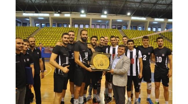 Mobilya Kupasının Şampiyonu Fenerbahçe