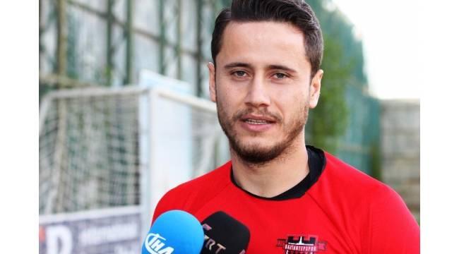 """Musa Nizam: """"Gaziantepspor bu lige damga vuracaktır"""""""