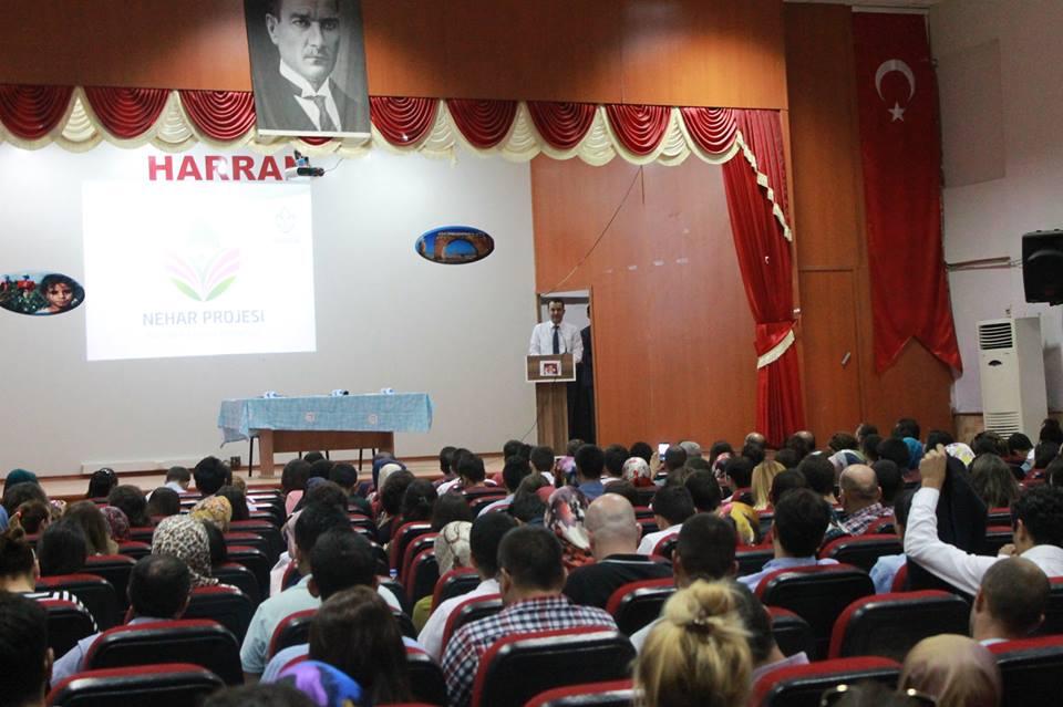 NEHAR Projesi Yılın İlk Toplantısını yaptı