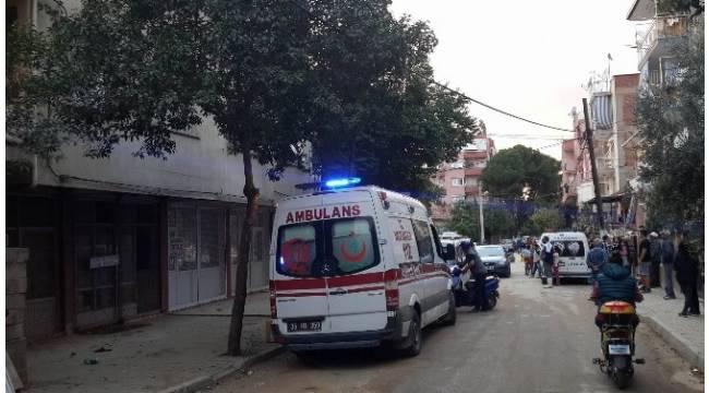 Ödemiş'te bir kişi intihar etti