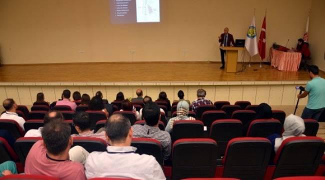 Omurga sağlığı semineri düzenlendi