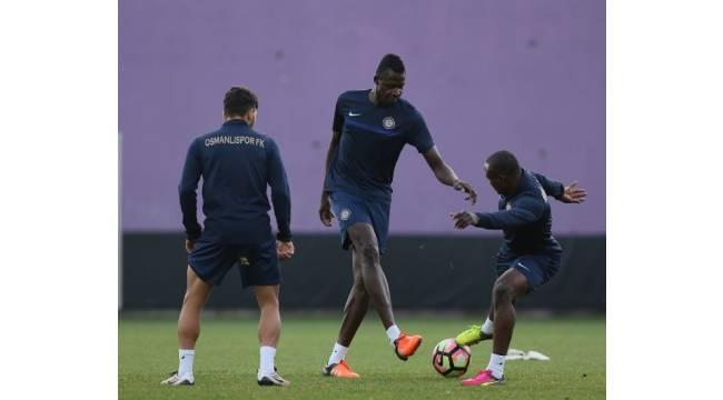 Osmanlıspor, Fenerbahçe hazırlıklarını tamamladı
