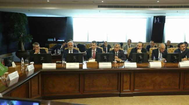 Özcan,Suudi Arabistan'a çözüm önerilerini sundu