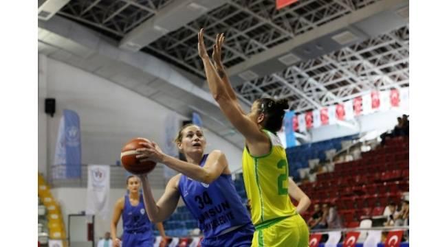 Özgecan Basketbol Turnuvası sona erdi