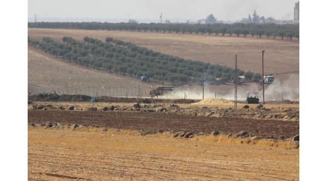 Özgür Suriye Ordusu 8 köyü daha DAEŞ'ten temizledi