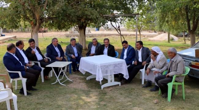 Özyavuz, Köy köy Başkanlık sistemini anlatıyor