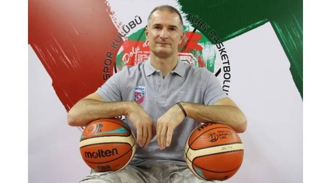 Pınar Karşıyaka Başantrenörü Nenad Markovic: