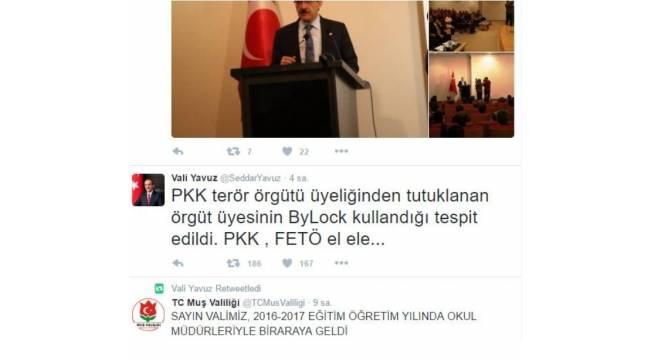 PKK'lı teröristin telefonundan 'ByLock' çıktı