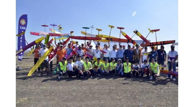 Planör Şampiyonası Bandırma'da başladı