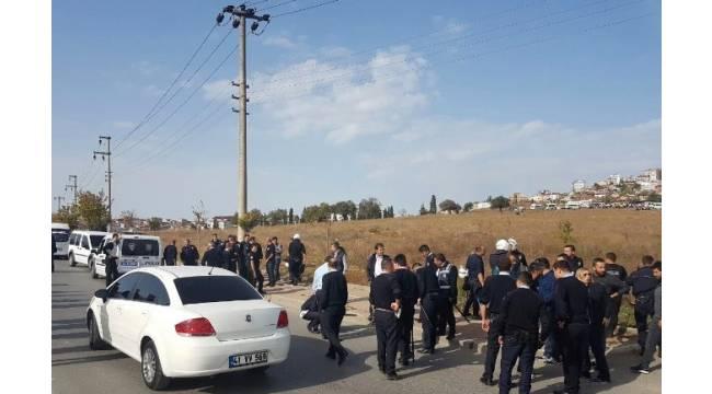 Polise ateş açan zanlı vurularak etkisiz hale getirildi